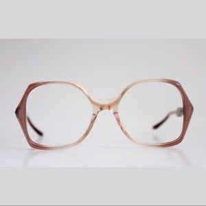 "Accessories - 👓 Vintage ""Barb"" Retro Eyeglasses - NO LENSES"